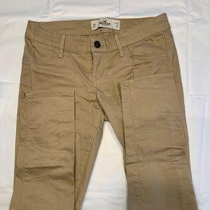 Hollister Tan Pants - 3R, W-26, L-31